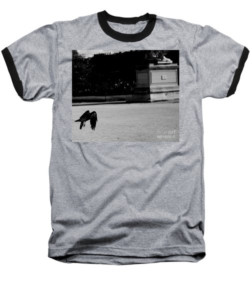 The Crow Baseball T-Shirt
