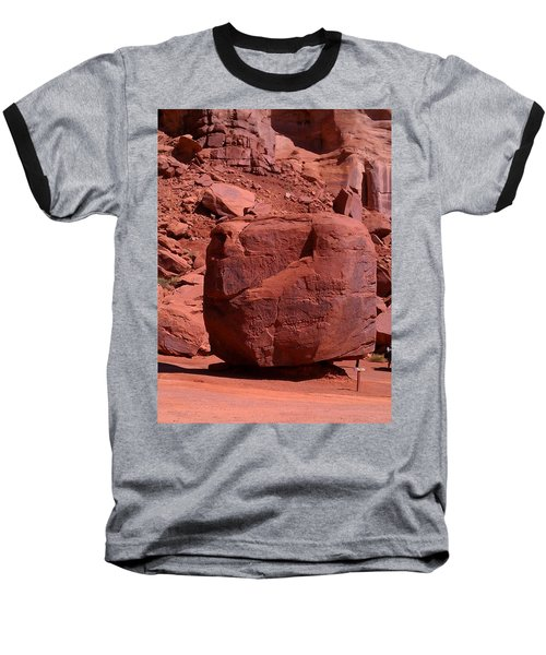 Baseball T-Shirt featuring the photograph The Cube by Fortunate Findings Shirley Dickerson
