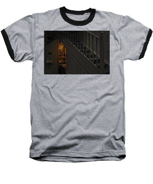 The Cupboard Under The Stairs Baseball T-Shirt