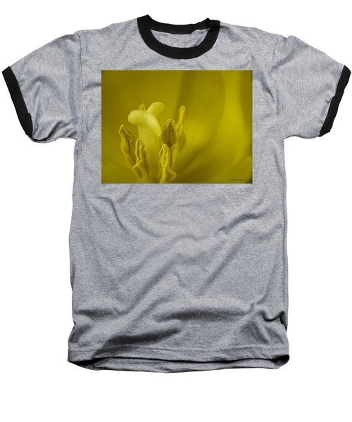 Baseball T-Shirt featuring the photograph The Dance by Lucinda Walter