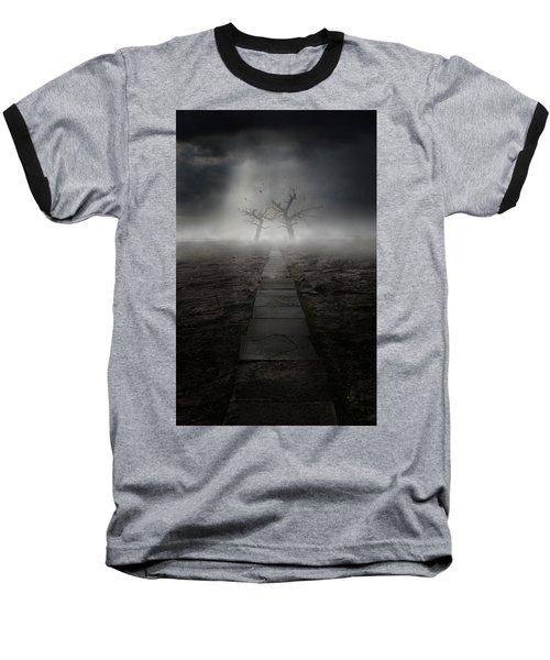 The Dark Land Baseball T-Shirt