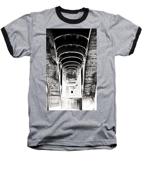 The Darkness Retreats Baseball T-Shirt