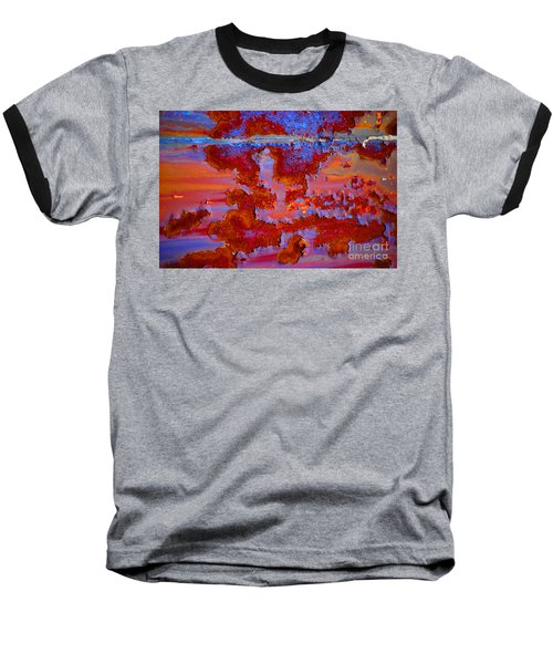 The Darkside #3 Baseball T-Shirt