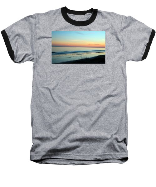 The Day Ends Baseball T-Shirt