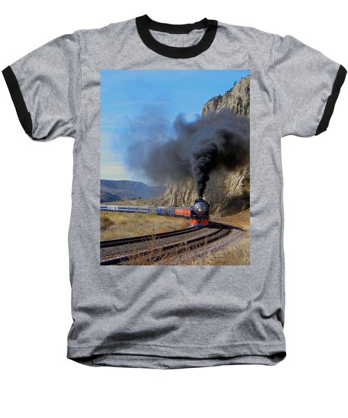 The Daylight 4449 Montana Driveby Baseball T-Shirt