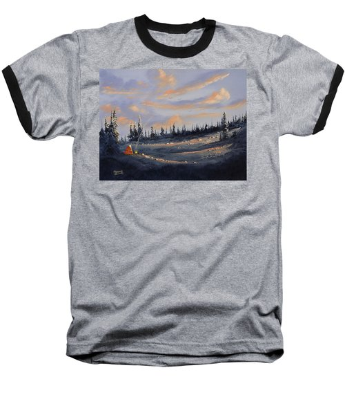 The Days End Baseball T-Shirt