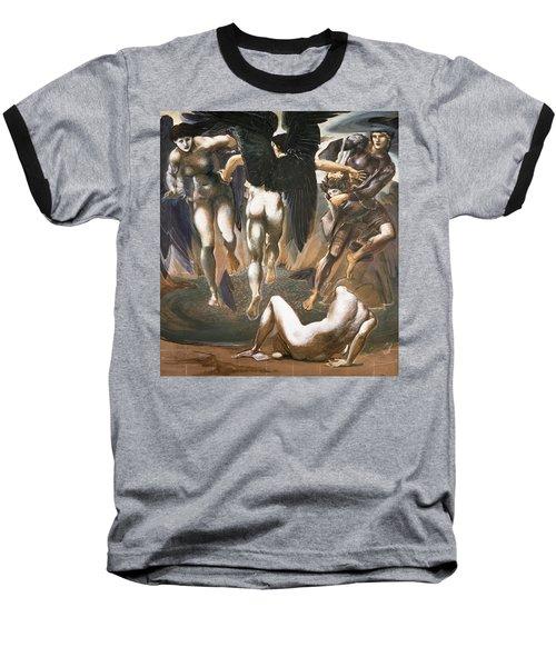The Death Of Medusa II, 1882 Baseball T-Shirt