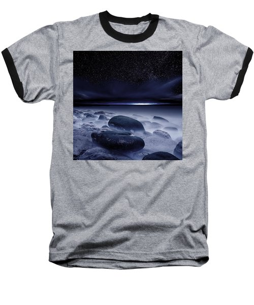 The Depths Of Forever Baseball T-Shirt