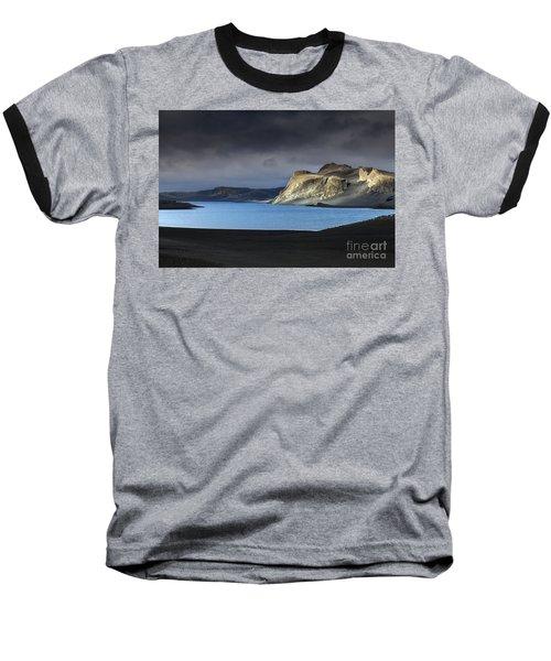 Baseball T-Shirt featuring the photograph The Desert by Gunnar Orn Arnason