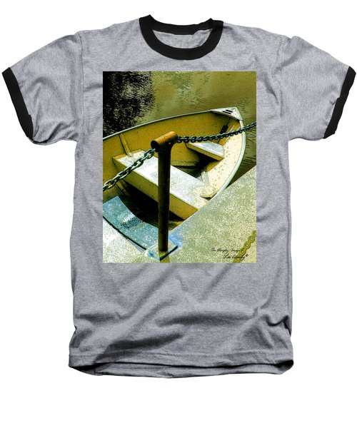 The Dinghy Image C Baseball T-Shirt