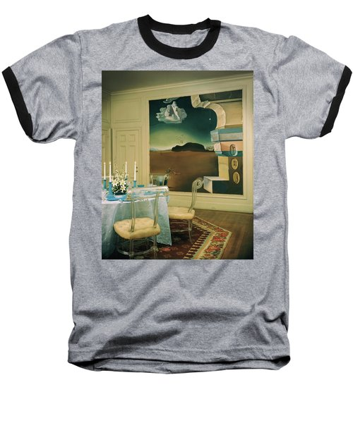 The Dining Room Of Princess Gourielli Baseball T-Shirt