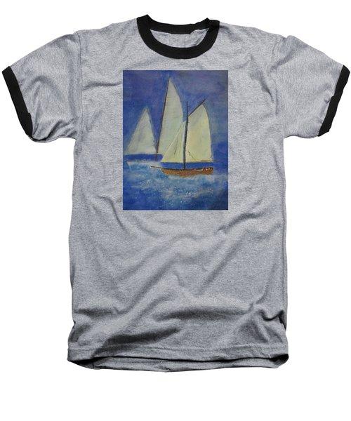 The Doreen Baseball T-Shirt by Elvira Ingram