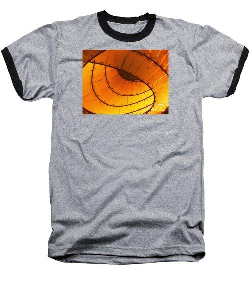 The Dragon Awakes Baseball T-Shirt by Kelly Awad