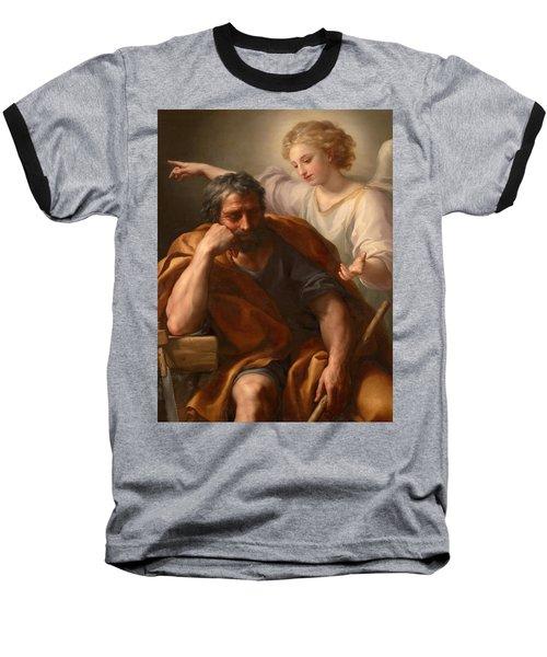 The Dream Of St Joseph Baseball T-Shirt