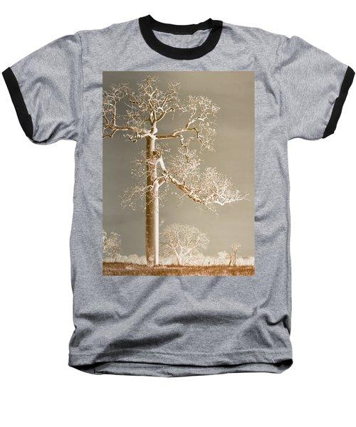 The Dreaming Tree Baseball T-Shirt by Holly Kempe