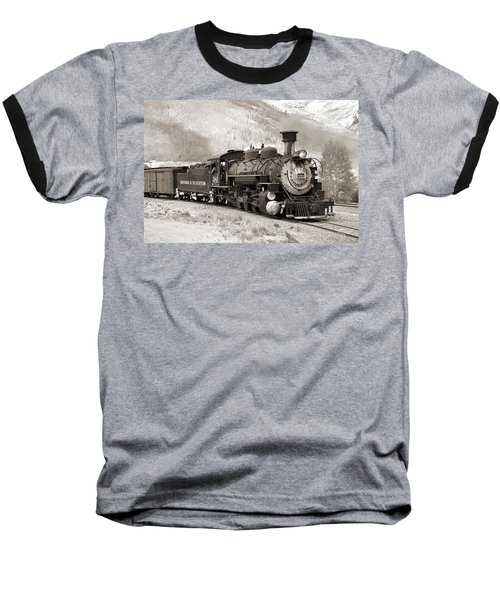 The Durango And Silverton Baseball T-Shirt