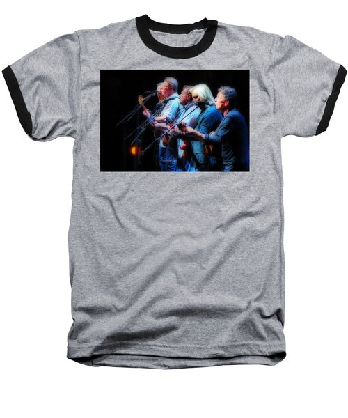 The Eagles Inline Baseball T-Shirt