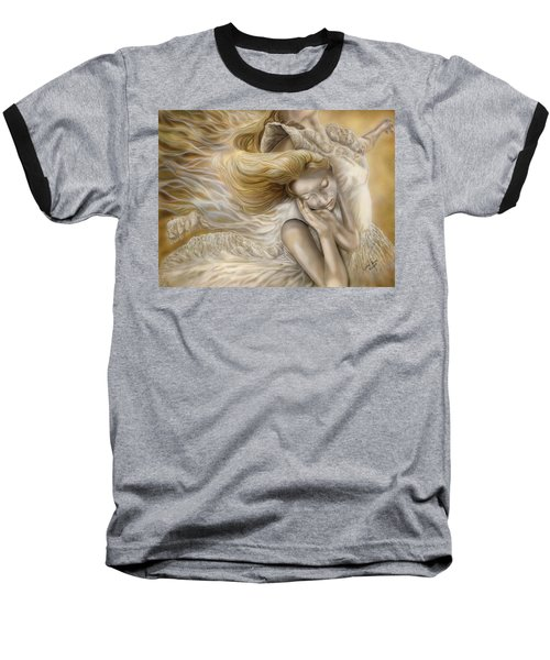 The Ecstasy Of Angels Baseball T-Shirt
