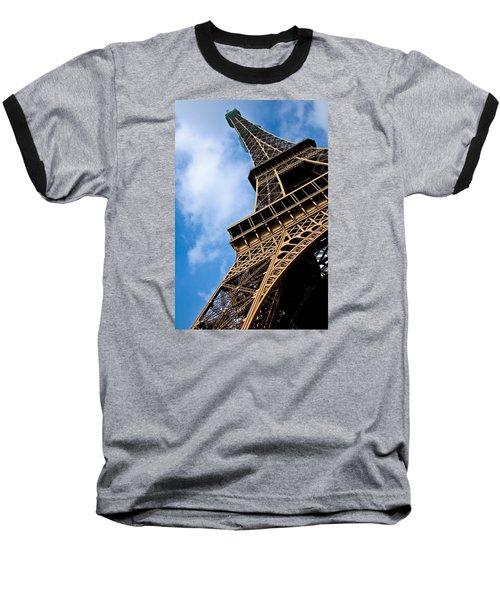 The Eiffel Tower From Below Baseball T-Shirt