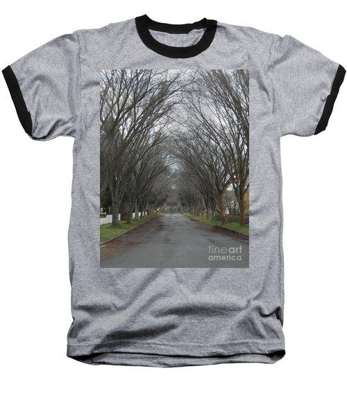 The Elm Arch Baseball T-Shirt
