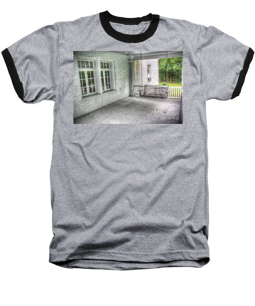 The Empty Porch Swing Baseball T-Shirt