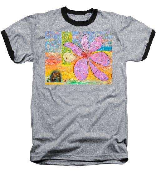The Empty Tomb Baseball T-Shirt