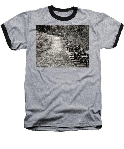 The English Reader Baseball T-Shirt