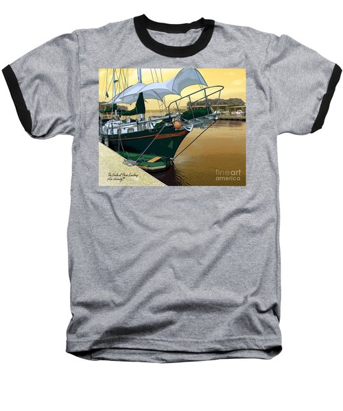 The Enola At Paris Landing Baseball T-Shirt