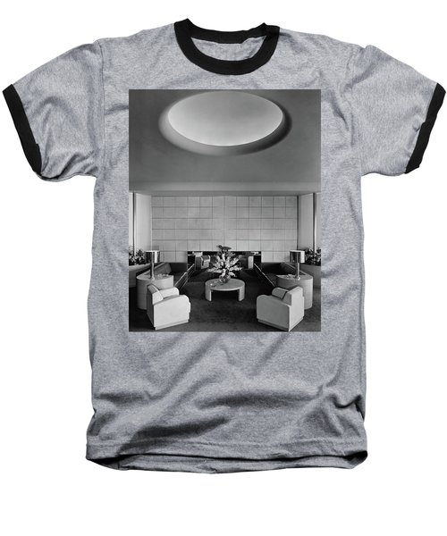 The Executive Lounge At The Ford Exposition Baseball T-Shirt