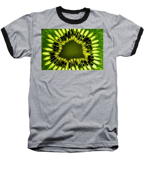 The Eye Baseball T-Shirt by Gert Lavsen