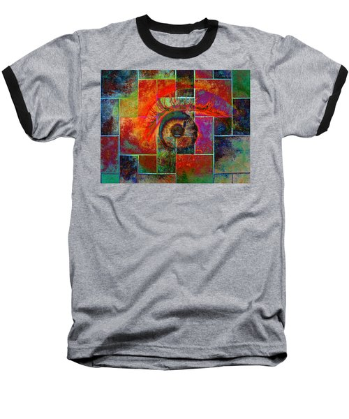 The Eye Baseball T-Shirt