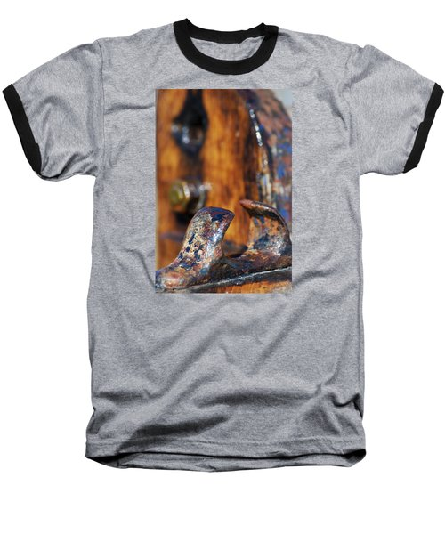 The Fairlead Baseball T-Shirt by Wendy Wilton