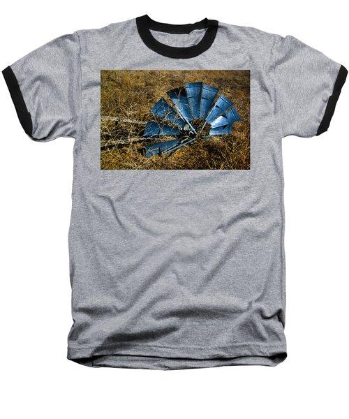 The Fallen - Hdr Baseball T-Shirt