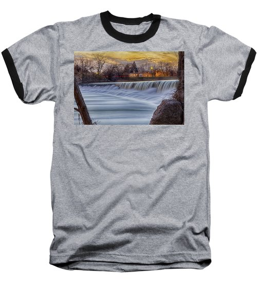 The Falls Of White River Baseball T-Shirt