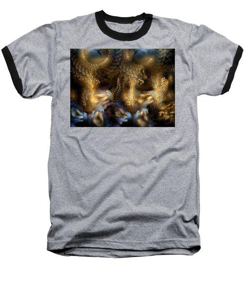 The Far Country Baseball T-Shirt by Casey Kotas