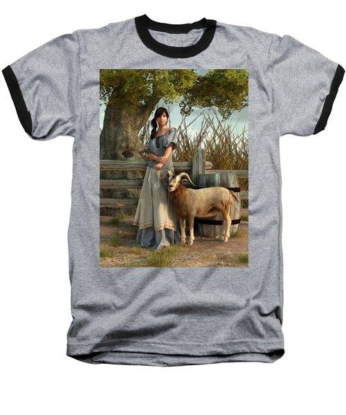 The Farmer's Daughter Baseball T-Shirt