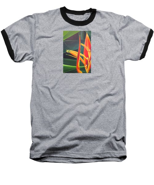 The Final Flame Baseball T-Shirt