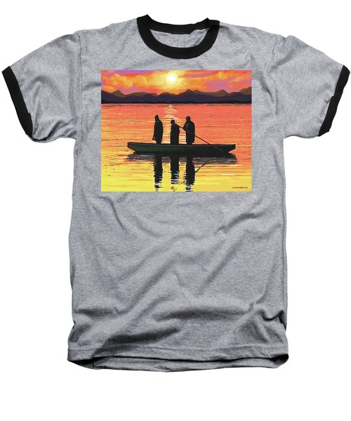 The Fishermen Baseball T-Shirt