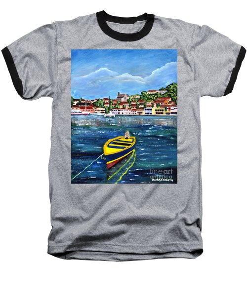 The Fishing Boat  Baseball T-Shirt