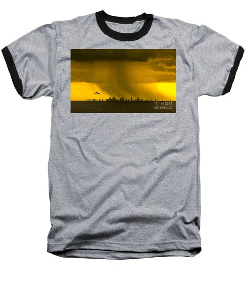 The Floating City  Baseball T-Shirt