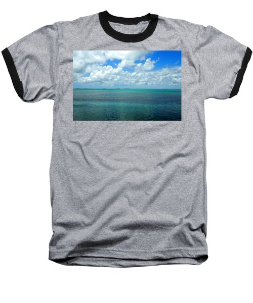 The Florida Keys Baseball T-Shirt