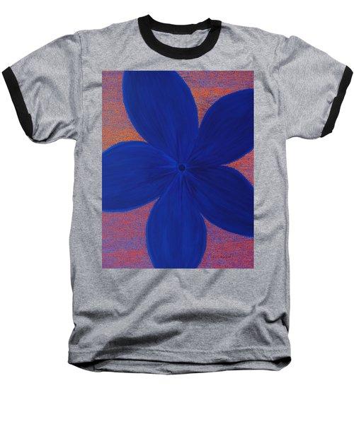 The Flower Baseball T-Shirt by Kyung Hee Hogg