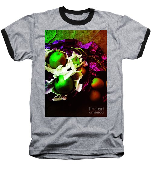 The Forbidden Fruit II Baseball T-Shirt