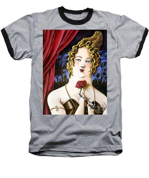the Forgotten Woman Baseball T-Shirt