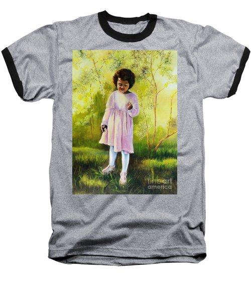 The Forsythia Baseball T-Shirt