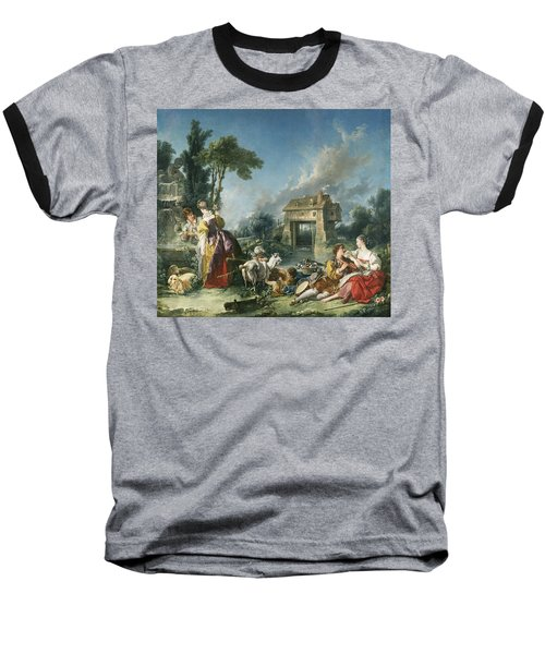 The Fountain Of Love Baseball T-Shirt