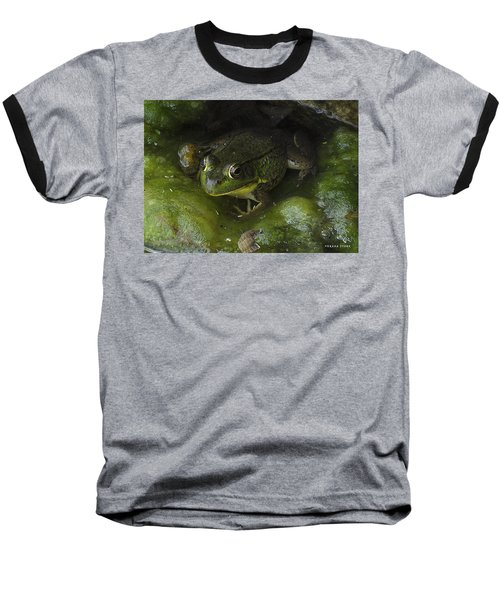 The Frog Baseball T-Shirt