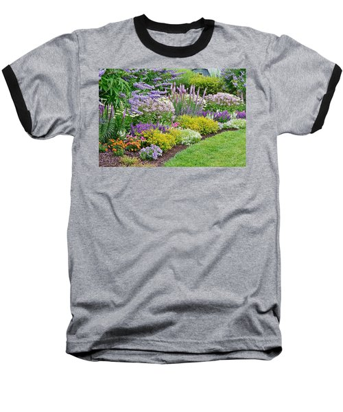 The Gardens Of Bethany Beach Baseball T-Shirt