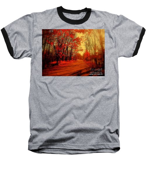 The Ginger Path Baseball T-Shirt