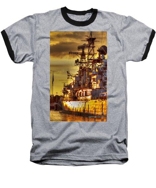 The Glory Days -  Uss Sullivans Baseball T-Shirt